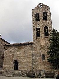 173 Castellar de n'Hug, església de Santa Maria.jpg