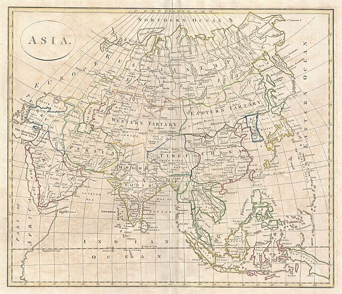 File:1799 Clement Cruttwell Map of Asia - Geographicus - Asia-cruttwell-1799.jpg