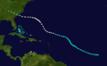1906 Atlantic hurricane 5 track.png