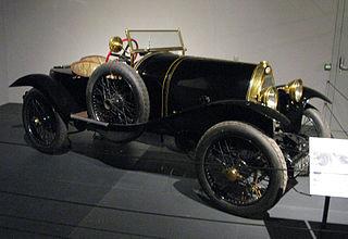 Bugatti Type 18