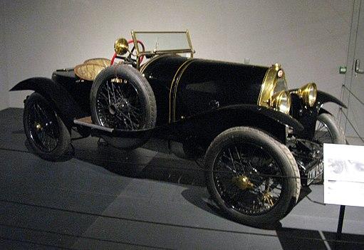 1913 Bugatti Type 18 2
