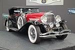 1934 Duesenberg Model J (Warbirds & Wheels museum).jpg
