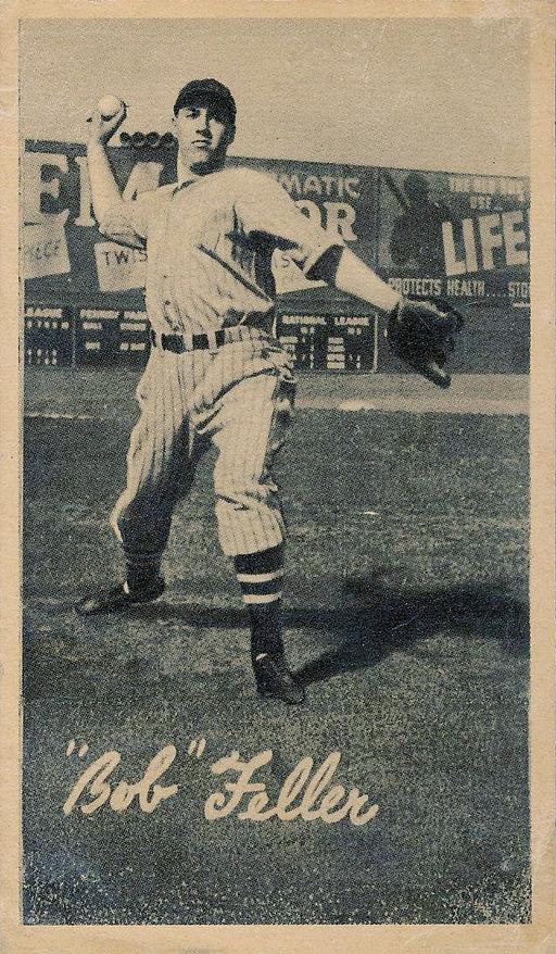 1936 Goudey Bob Feller