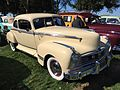 1946 Hudson Commodore Eight coupe at 2015 AACA Eastern Regional Fall Meet 1of7.jpg