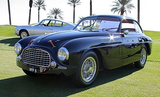 Ferrari - 166 Inter Touring Berlinetta