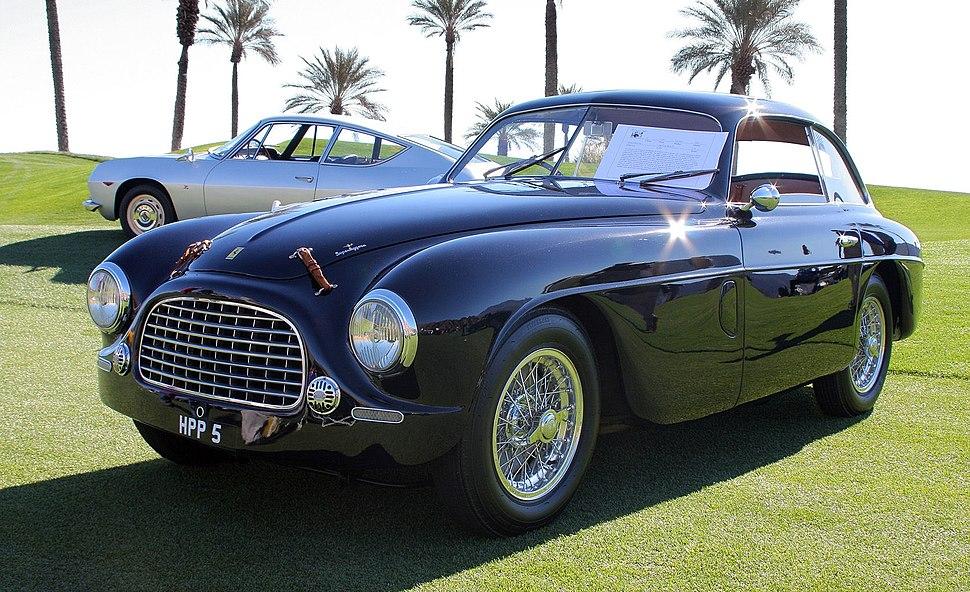 1947 Ferrari 166 Inter Touring Berlinetta 0043S - fvl