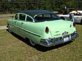 1954 Hudson Hornet Twin H sedan green lv.jpg