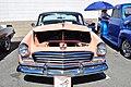 1956 Chrysler Windsor Nassau with hood cracked open 01.jpg