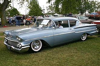 Chevrolet Delray - Image: 1958 chevy delray chevrolet archives