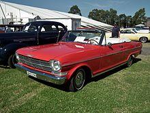 Chevrolet Chevy Ii Nova Wikipedia