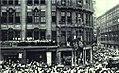 1966-11 1966年上海永安公司旧牌被砸掉.jpg