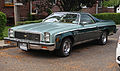 1977 Chevrolet El Camino Classic (14451991199).jpg