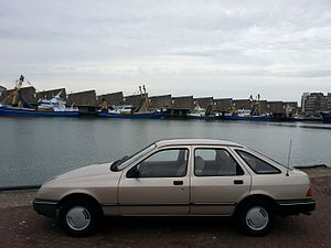 Ford Sierra - This is an early 1983 Ford Sierra L-model.