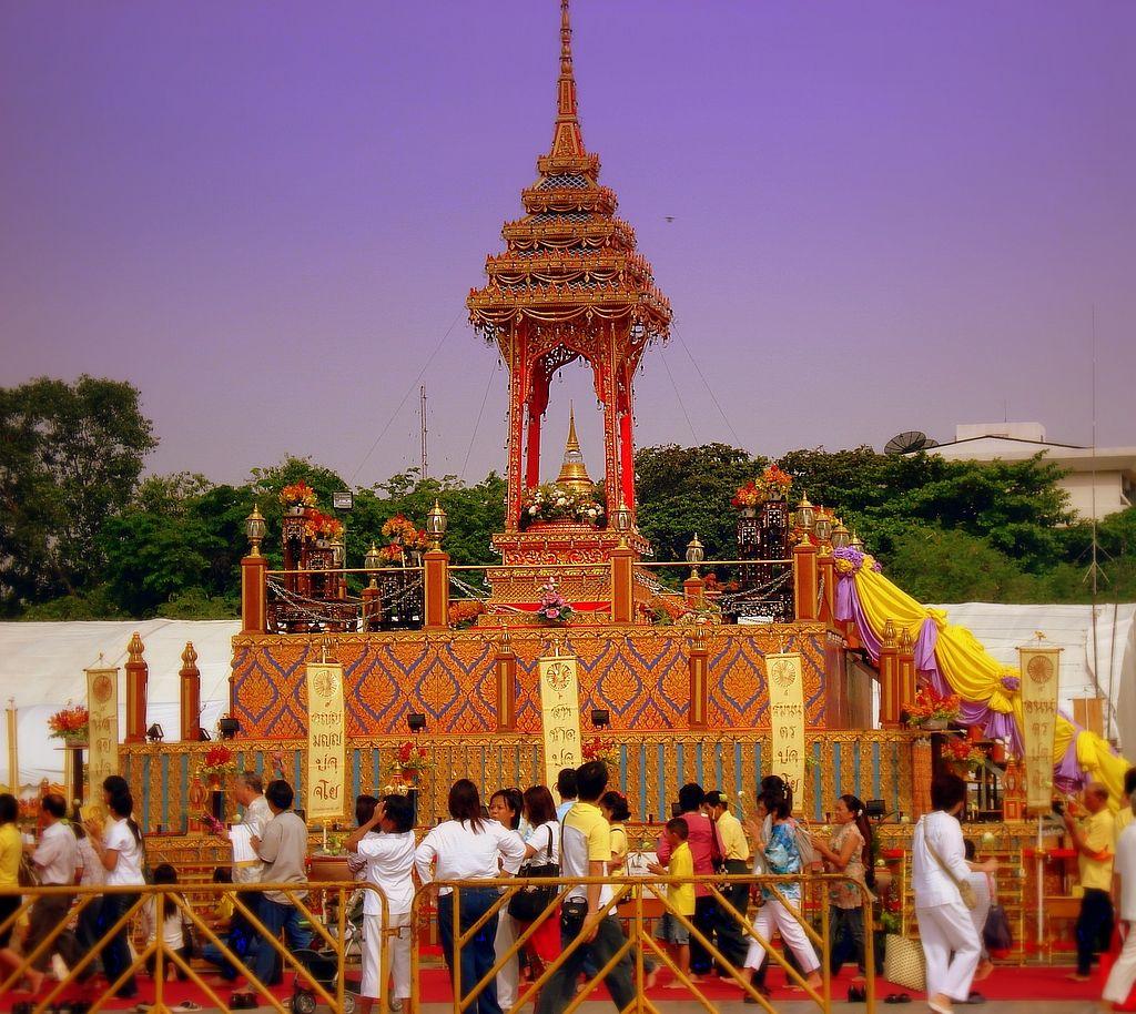 1 Wesak Day (in Thailand) 2007