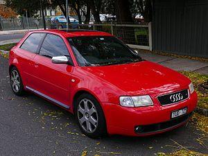 Audi A3 - Audi S3 (pre-facelift)