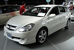 2002 Toyota Caldina ZT (earlier model)