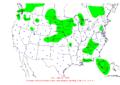 2005-06-21 24-hr Precipitation Map NOAA.png