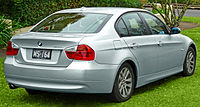 Bmw 3 Series E90 Wikipedia The Free Encyclopedia