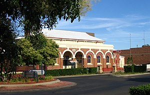 Narrabri - Post Office