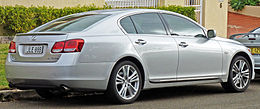 2006-2009 Lexus GS 450h (GWS191R) sedan 02.jpg