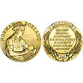 2006 Norman Borlaug Congressional Gold Medal.jpg