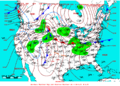 2007-03-28 Surface Weather Map NOAA.png