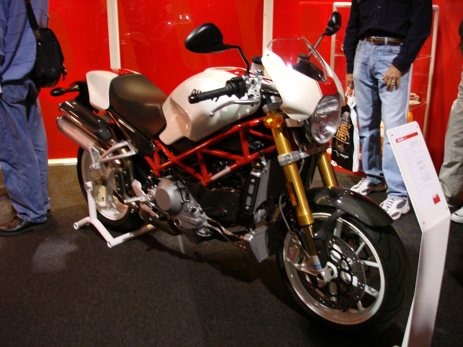 Ducati Monster Sr  Oil Capacity