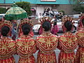 2008 Seattle Chinatown Seafair Parade - drill team stand in review 01.jpg
