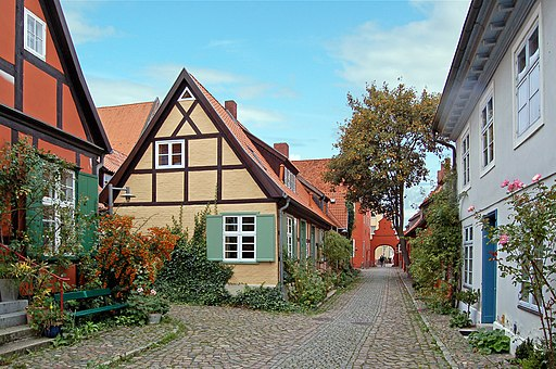 2008 Stralsund - Kloster »Zum Heiligen Geist« (7) (14748174513)
