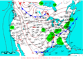 2009-06-04 Surface Weather Map NOAA.png