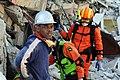 2010년 중앙119구조단 아이티 지진 국제출동100118 중앙은행 수색재개 및 기숙사 수색활동 (248).jpg