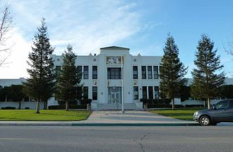 Taft, California - Taft Union High School