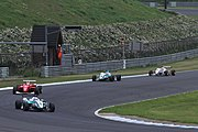 2010 All-Japan Formula 3 Championship Motegi round (May) formation lap.jpg