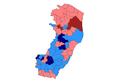 2010 Brazilian presidential election results - Espírito Santo.PNG