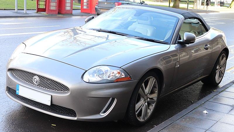 File:2010 Jaguar XK Portfolio Automatic 5.0 Front.jpg