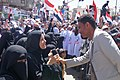 2011–2012 Yemeni revolution (from Al Jazeera) - 20110301-11.jpg