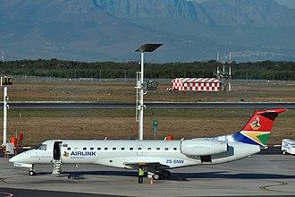 Airlink - Airlink Embraer ERJ-135LR