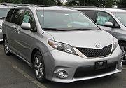 Toyota Sienna Wikipedia