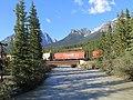 20130703 11 Canadian Pacific Rwy., Lake Louise (12313548195).jpg