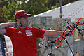 2013 FITA Archery World Cup - Men's individual compound - Semifinal - 13.jpg