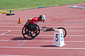 2013 IPC Athletics World Championships - 26072013 - Catherine Debrunner of Switzerland during the Women's 400M - T53 second semifinal 6.jpg