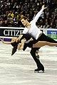 2013 World Championships -Elena Ilinykh and Nikita Katsalapov - 04.jpg