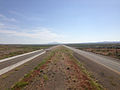 2014-06-10 16 26 21 View west along Interstate 80 from the Exit 333 overpass in Deeth, Nevada.JPG