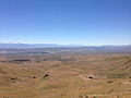 2014-06-28 11 52 52 View south-southeast from the southwest flank of West Twin Peak near Elko, Nevada.JPG