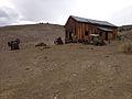 2014-07-28 13 29 39 Machine shop in Berlin, Nevada at Berlin-Ichthyosaur State Park.JPG