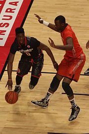 5fbbfa91863 Alexander in the 2014 McDonald s All-American Boys Game