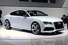Audi A Wikipedia - Top audi car models