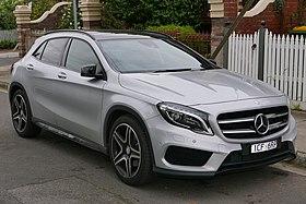 2014 Mercedes-Benz GLA 250 (X 156) 4MATIC wagon (2015-06-18) 01.jpg