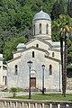2014 Nowy Aton, Cerkiew św. Szymona Apostoła (01).jpg