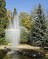 2014 Polanica-Zdrój, fontanna w parku zdrojowym 02.jpg